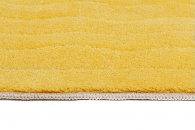 Covor 67x120cm Beverly Hills Polo Club 313 - Yellow